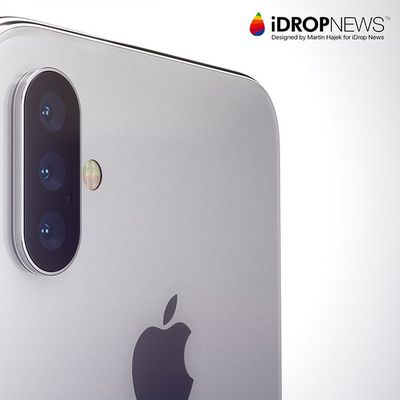 iphone x triple lens martin hajek idropnews