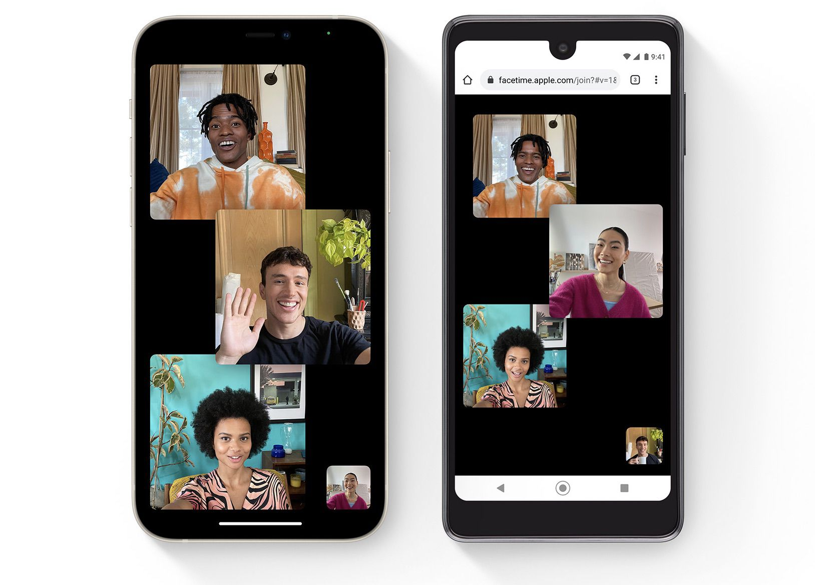 iOS 15: How to Invite Android Users to a FaceTime Call