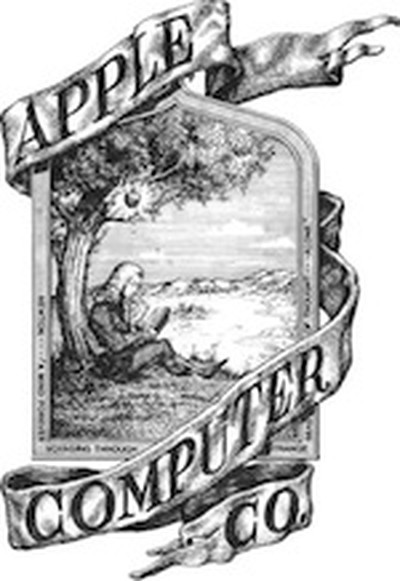 apple original logo 150