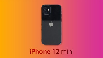 iPhone 12 mini feature 2