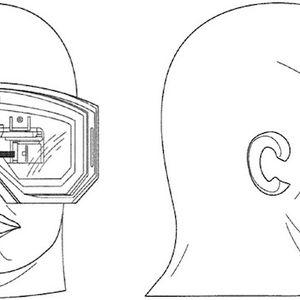 apple patent video goggle