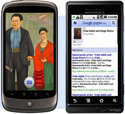 135813 google goggles android