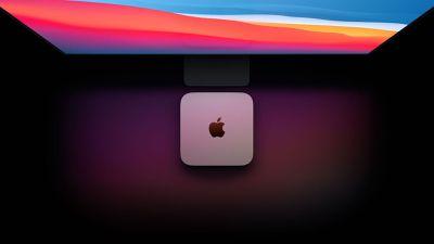 m1 mac mini screen