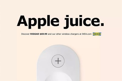 ikea apple ads 1