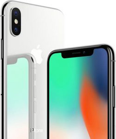 truedepth iphone x silver