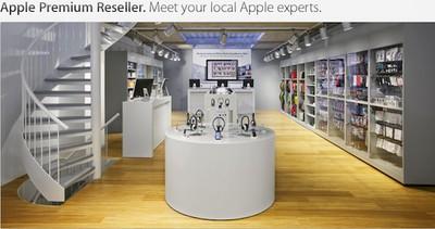 apple premium reseller india