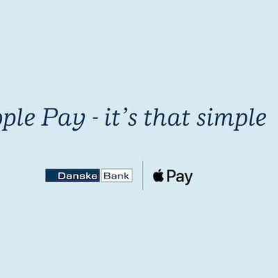 apple pay danske bank