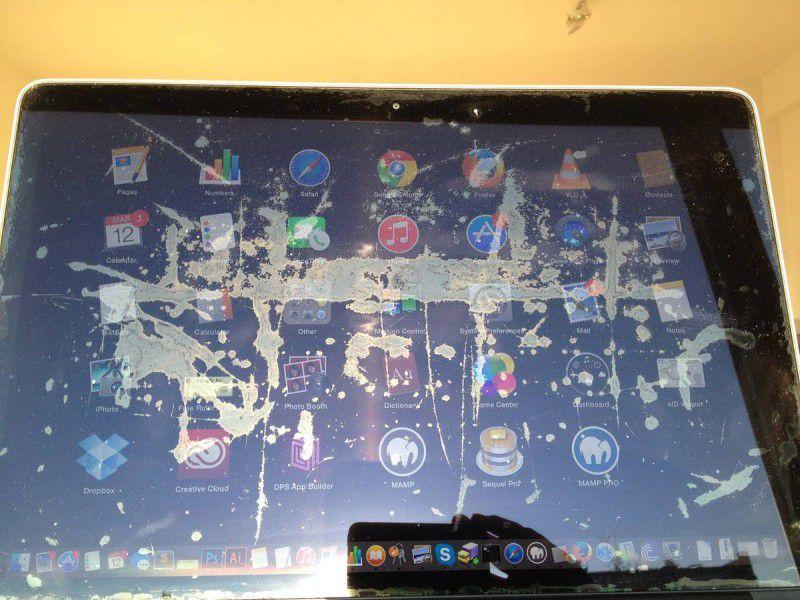 Retina MacBook Pro Coating