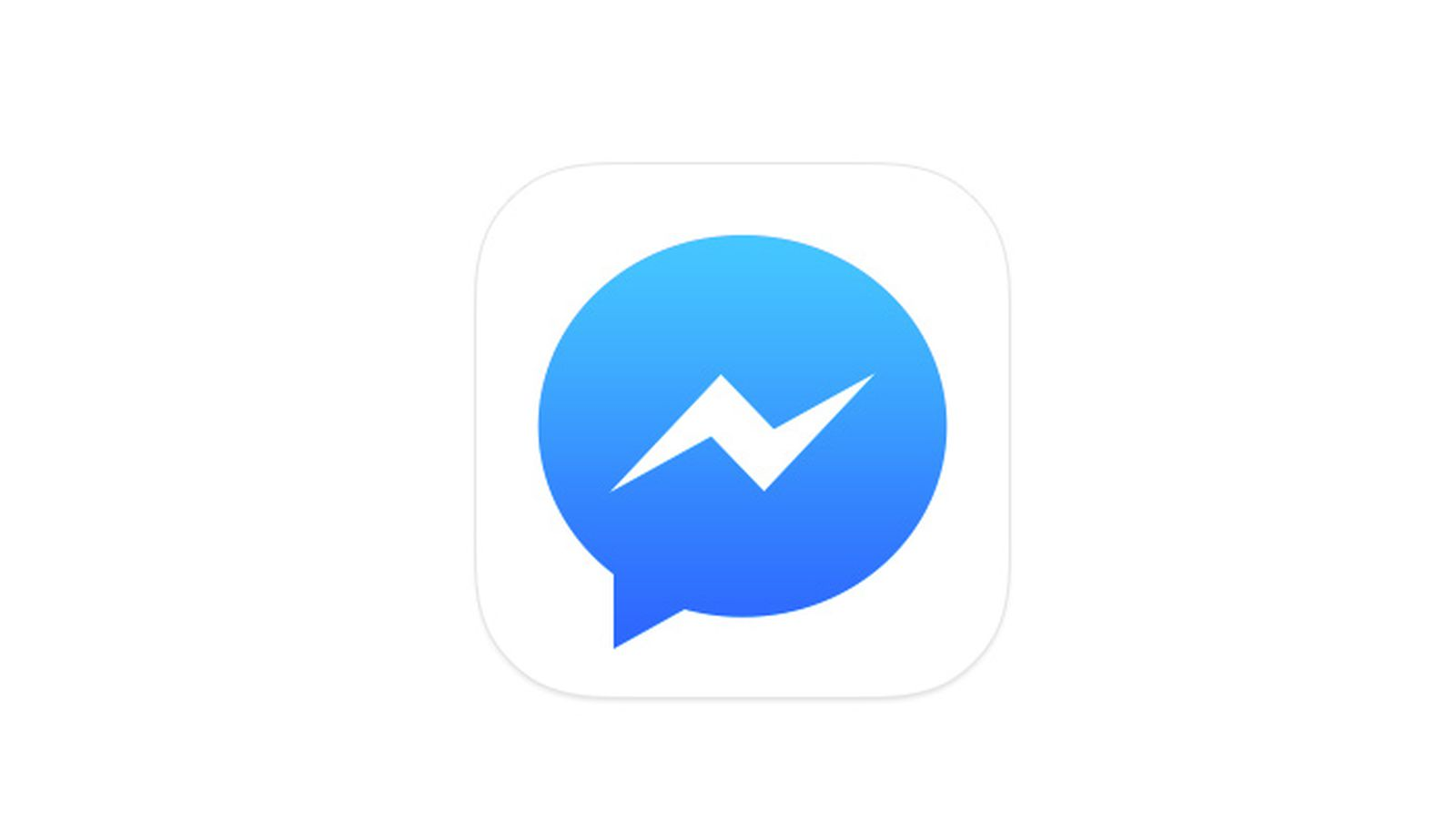 photo of Facebook Lobbying for Option to Make Messenger Default on iOS image