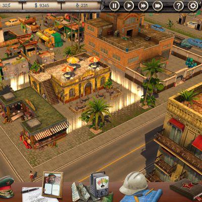 TRPiOS iPad Screenshot DictatorsDesk
