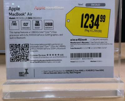 Best Buy MacBook Air sale2 730x588
