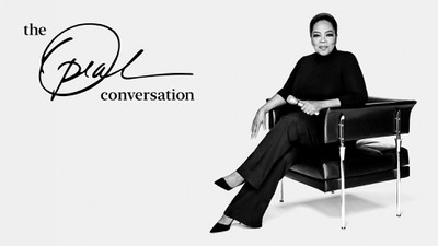 Oprah Winfrey Sets New Interview Series at Apple