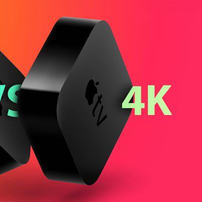 Apple TV HD vs 4K Feature