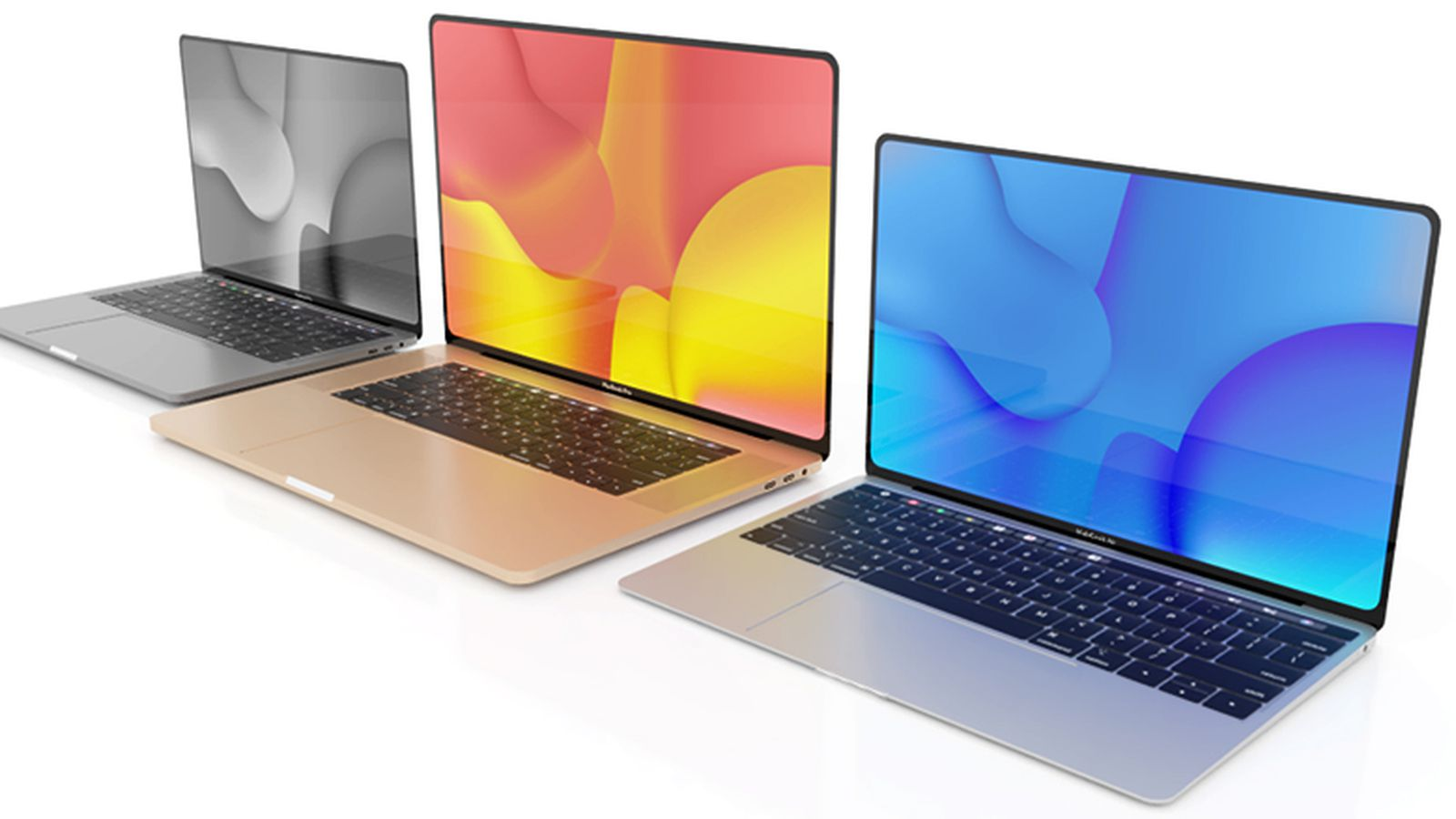Reliable Leaker Suggests Redesigned Macbooks In 2021 Will Include Both Apple Silicon And Intel Models Macrumors