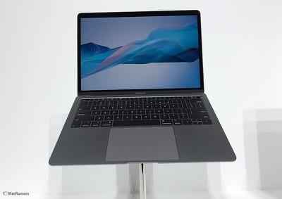 macbook air space gray