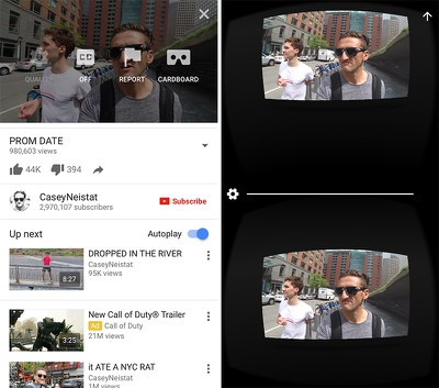YouTube-iOS-Google-Cardboard-duo