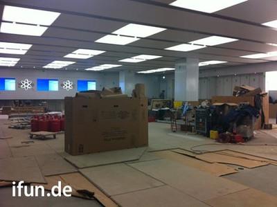 154918 dresden apple store interior