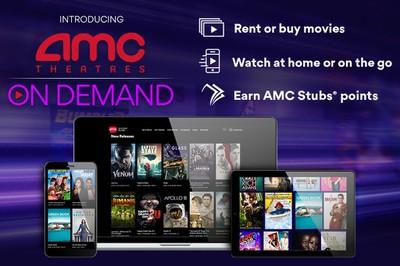 amc theaters on demand