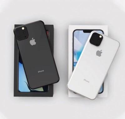 triple lens camera iphone 2019