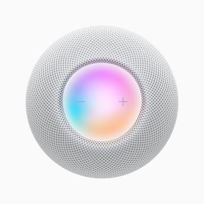 Apple homepod mini white siri