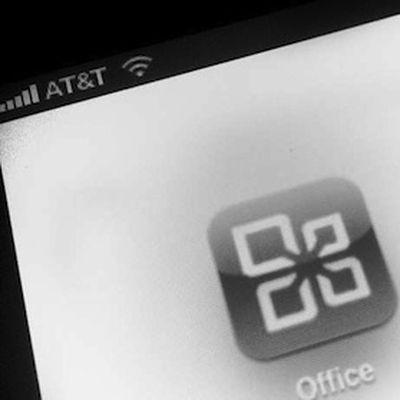 office ipad icon