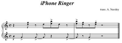 iphoneringer