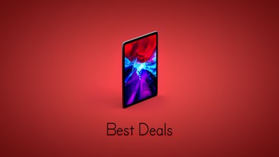 Minimalist iPad Deal