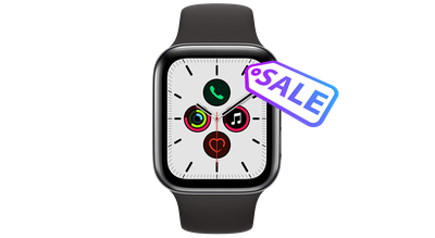 Deals Amazon Offers 100 Off Apple Watch Series 5 Models Macrumors