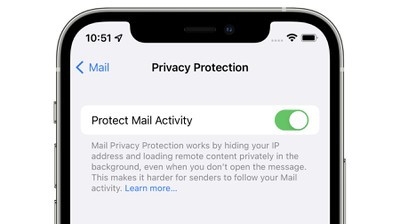 mail privacy protection