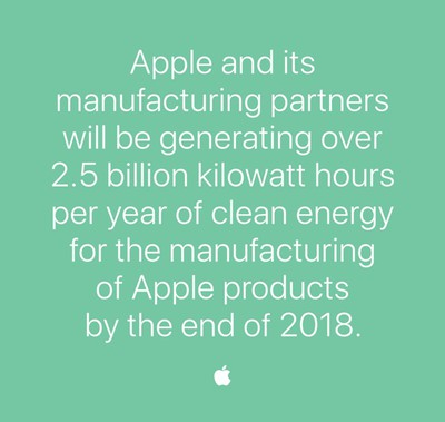 applerenewableenergy