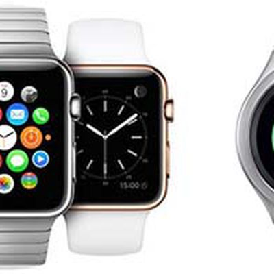 Apple Watch vs Samsung Gear