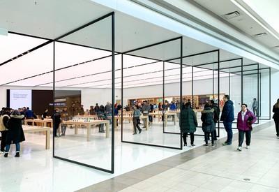 apple fairview doors