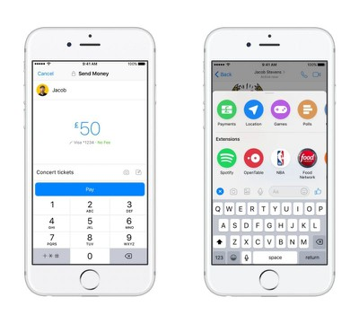 messenger payments 1
