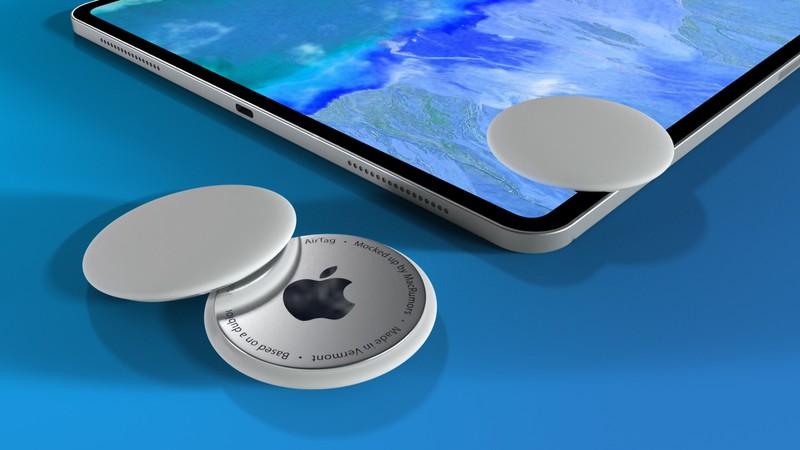 Leaker Jon Prosser AirTags ve Yeni iPad Pro'nun Önümüzdeki Ay Açıklanacağını İddia Etti
