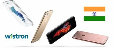iphone 6s india wistron
