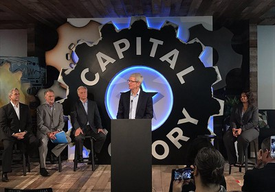 tim cook capital factory 2