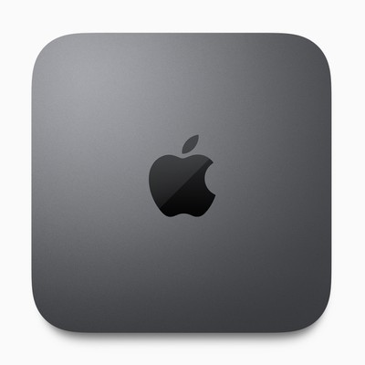 Mac Mini top down