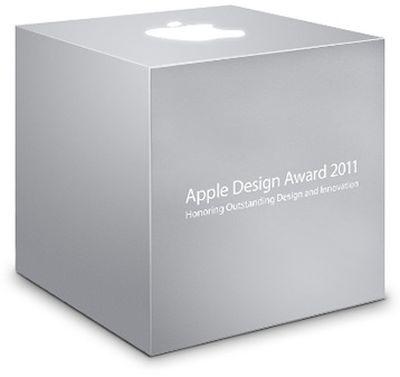 150719 apple design awards 2011