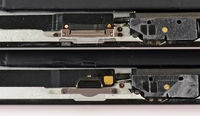 ifixit ipad 3 4 dock connectors