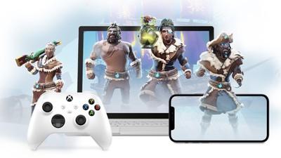 microsoft cloud gaming