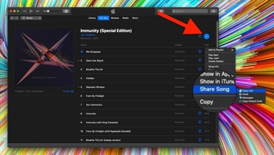 how to share apple music playlists 1