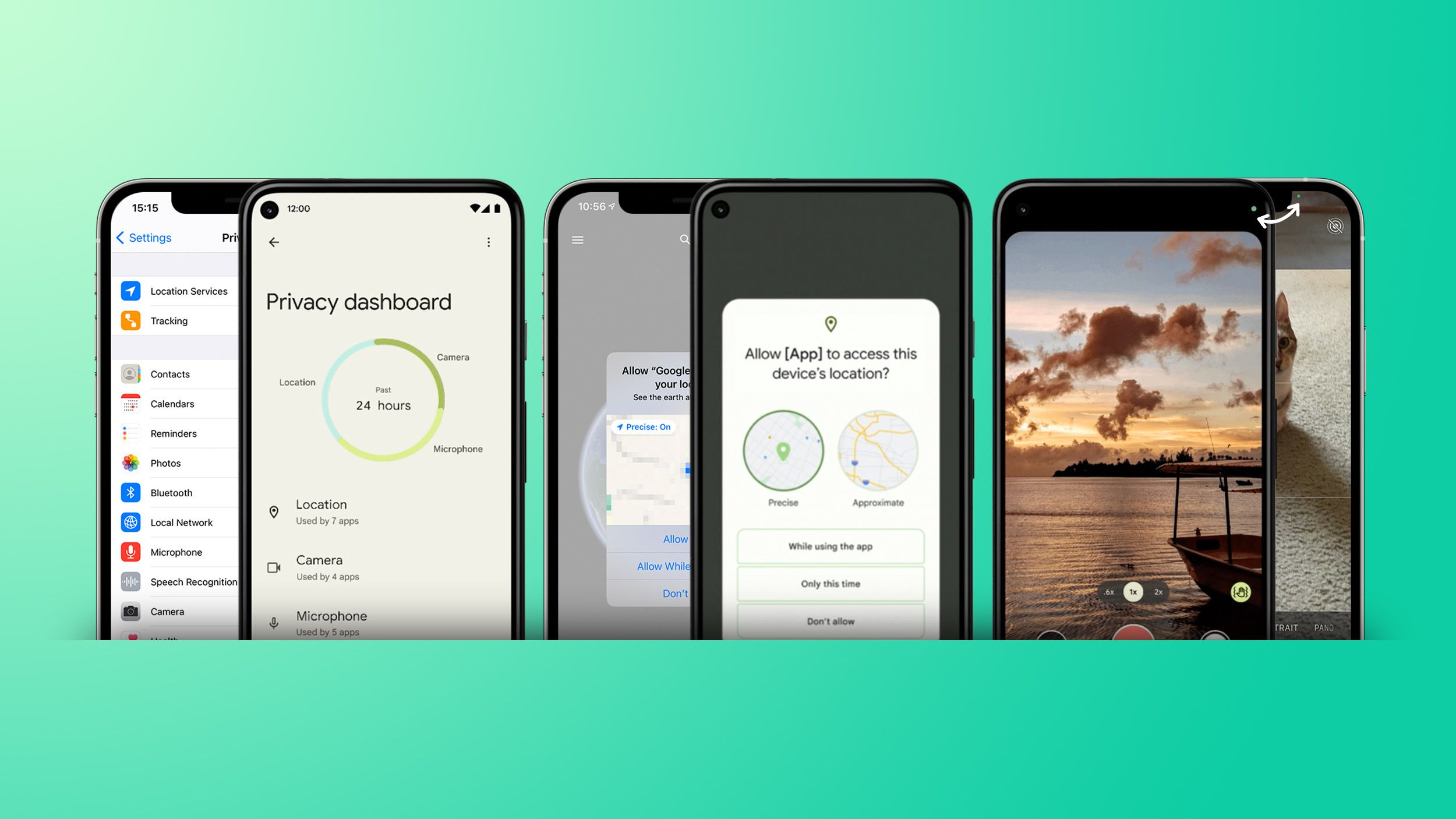 photo of Google Previews Android 12 With Deeper Customization and iOS 14-Inspired Privacy Protections image
