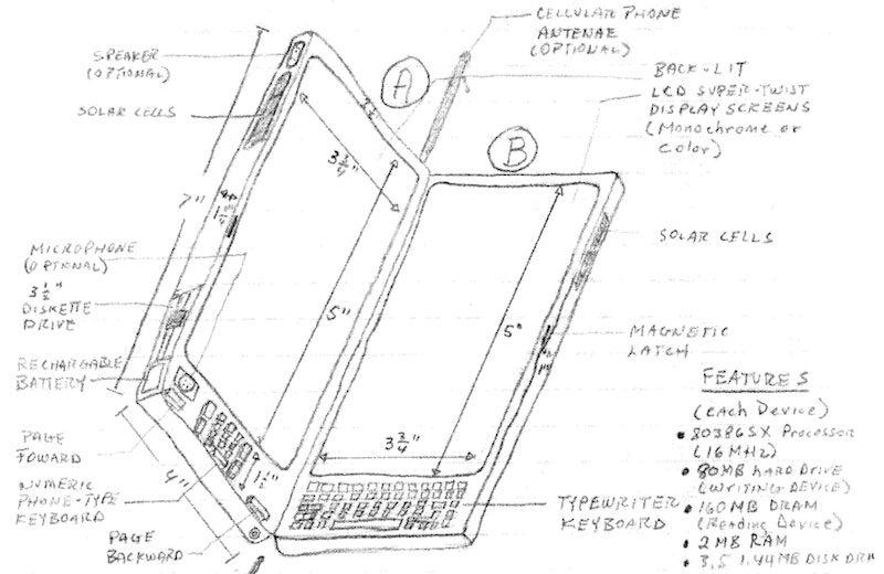 Apple-vs-Ross-design-drawing