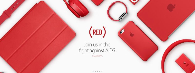 Apple-Product-Red-Banner
