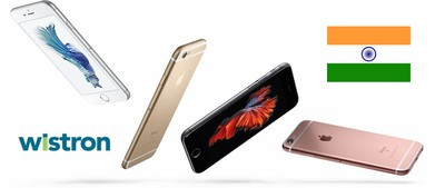 iphone 6s india wistron