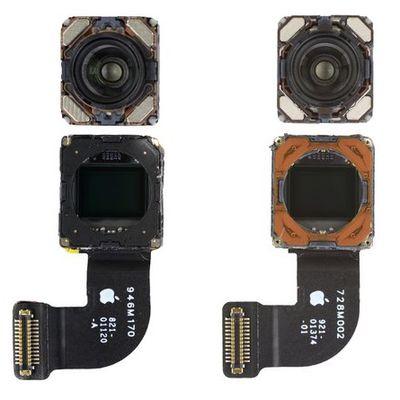 ifixit iphone se vs 8 vs xr rear camera sensors