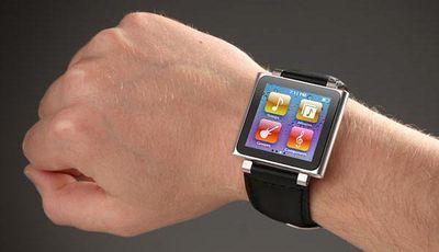 ipod nano 6th gen watch strap