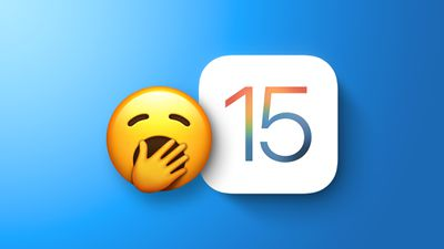 iOS 15 Users Underwhelmed Feature