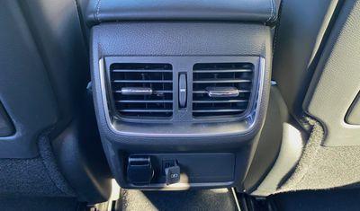 infiniti qx50 rear ports