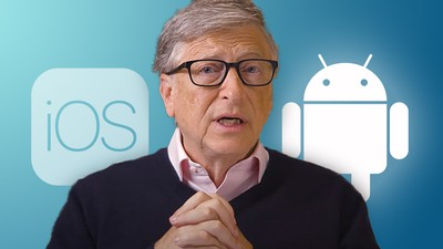 Bill Prefers Android Feature